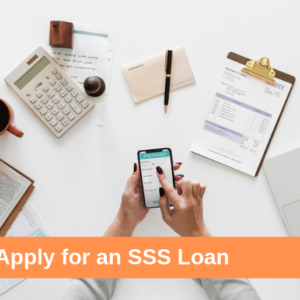 how to apply for an sss loan