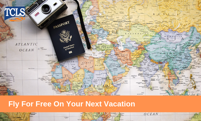 Fly For Free On Your Next Vacation