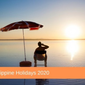 List of Philippine Holidays 2020